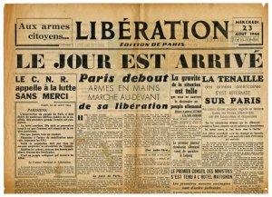 Libération, 23 août 1944